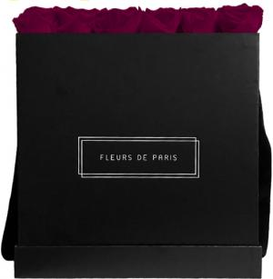 Infinity Collection Latin Cherry Luxe black - square
