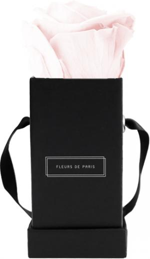 Infinity Collection Pastelle Pink Mini black - square