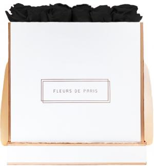 The Rosé Gold Collection Black Beauty Petit Luxe white - square