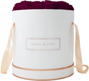 The Rosé Gold Collection Latin Cherry Petit Luxe white - round